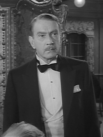 Clifton Webb as Richard Ward Sturges in Titanic (1953)