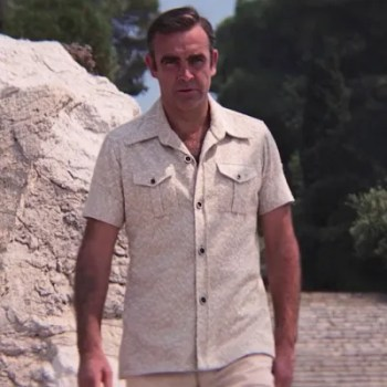 Sean Connery in Diamonds are Forever (1971)