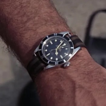 Sean Connery's Rolex in Thunderball (1965)