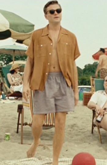 Leonardo DiCaprio as Frank Wheeler in Revolutionary Road (2008)