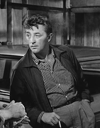 Robert Mitchum as Lucas Doolin in Thunder Road (1958)