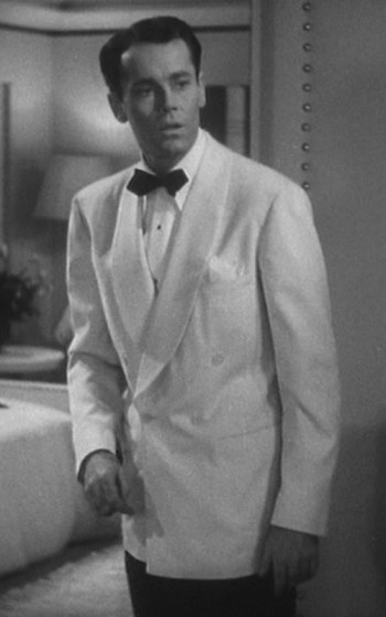 """Henry Fonda as """"Hopsie"""" Pike in The Lady Eve (1941)"""