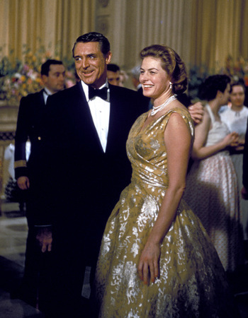 Cary Grant and Ingrid Bergman in Indiscreet (1958)
