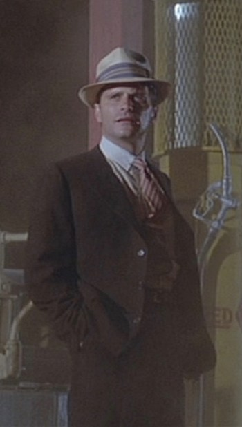 Tony Musante as Eddie Hagen in The Grissom Gang (1971)