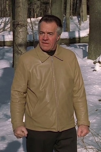 "Tony Sirico as ""Paulie Walnuts"" Gualtieri in ""Pine Barrens"", the eleventh episode of the third season of The Sopranos."
