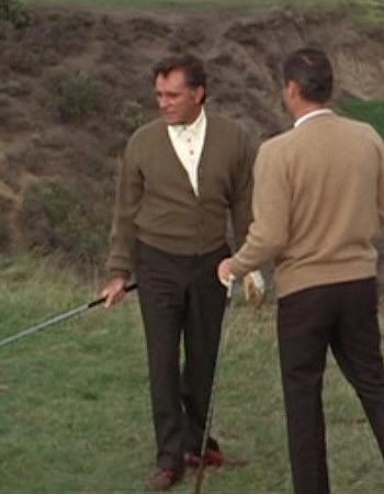 Richard Burton as Dr. Edward Hewitt in The Sandpiper (1965)