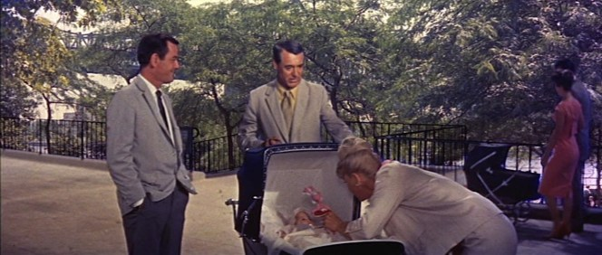 Philip abandons his business-friendly tones after he and Cathy begin raising a family. Even Roger looks more relaxed in his seersucker sport jacket than his usual business suits and odd waistcoats.