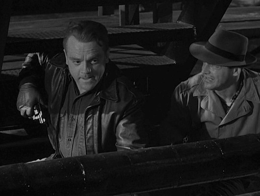 Cody takes refuge with his last surviving gang member, Tommy Ryley (Robert Osterloh).