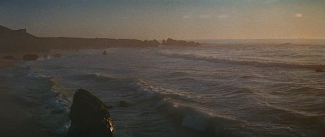 The Sandpiper's greatest artistic value is arguably shots like this that showcase the awesome glory of Big Sur. Kudos to cinematographer Milton R. Krasner.