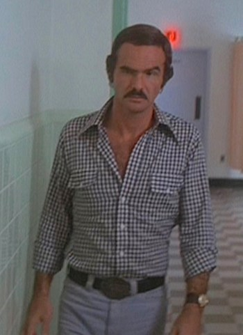 "Burt Reynolds as ""Gator"" McKlusky in Gator (1976)"