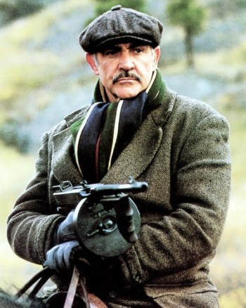 Sean Connery as Jim Malone in The Untouchables (1987)
