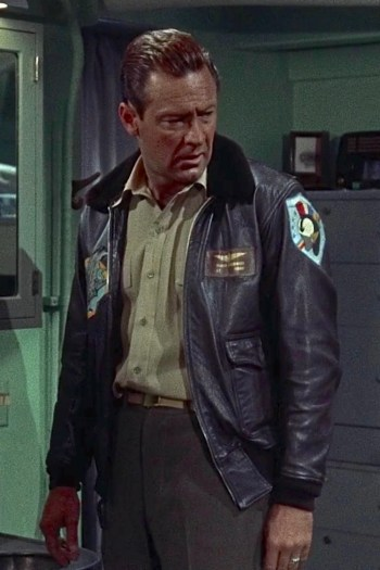 William Holden as LT Harry Brubaker in The Bridges at Toko-Ri (1954)
