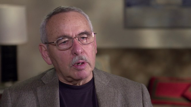 """Antonio """"Tony"""" Mendez (1940-2019), as he appeared in a 2013 documentary after the film's release shed light on his role in the """"Canadian Caper""""."""