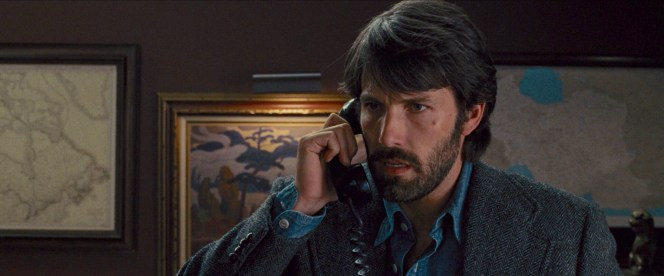 Mendez gets an unwelcome phone call on the eve of his planned exfil.