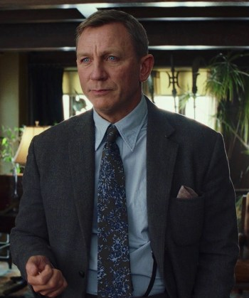 Daniel Craig as Benoit Blanc in Knives Out (2019)