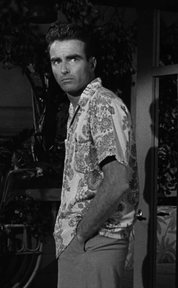 Montgomery Clift as Private Prewitt in From Here to Eternity (1953)