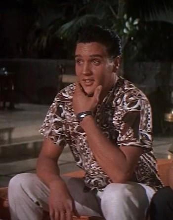 Elvis Presley in Blue Hawaii (1961)