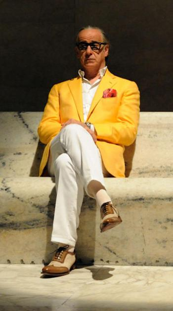 Toni Servillo as Jep Gambardella in The Great Beauty (La grande bellezza) (2013)