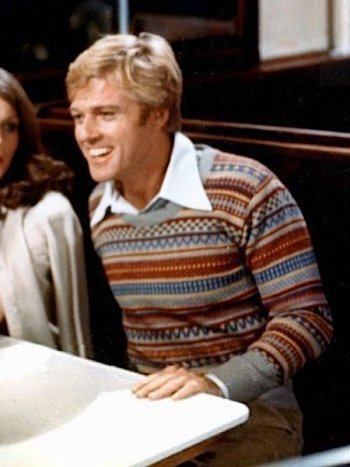 Robert Redford as Hubbell Gardner in The Way We Were (1973)