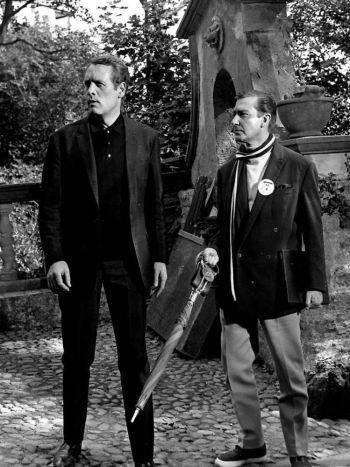 "Patrick McGoohan and Guy Doleman on The Prisoner (Episode 1: ""Arrival"")"