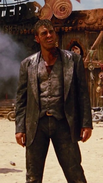 George Clooney as Seth Gecko in From Dusk till Dawn (1996)