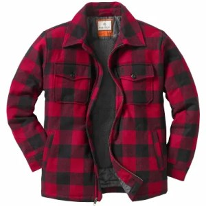 The Outdoorsman Buffalo Plaid Jacket from Legendary Whitetails