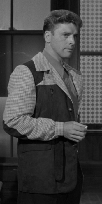 Burt Lancaster as Steve Thompson in Criss Cross (1949)