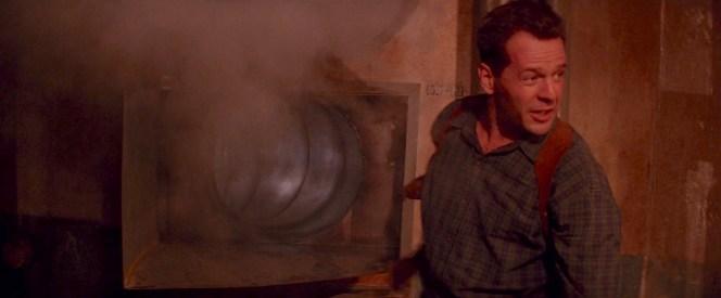 Bruce Willis as John McClane in Die Hard 2 (1990)