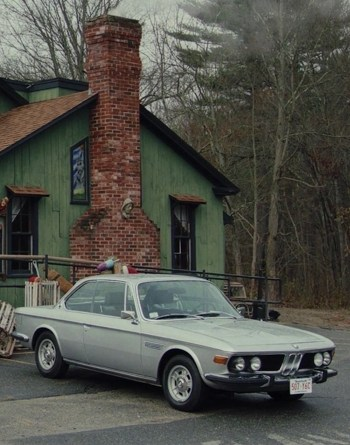 1972 BMW E9 in Knives Out (2019)