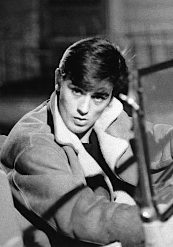 Alain Delon as Eddie Pedak in Once a Thief (1965)