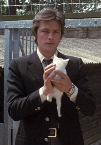 Alain Delon as Jean Laurier in Scorpio (1973)