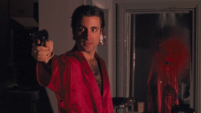 Andy Garcia as Vincent Mancini in The Godfather, Part III (1990)