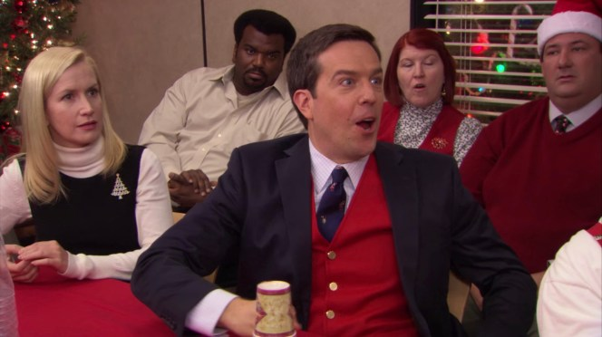 Ed Helms in The Office