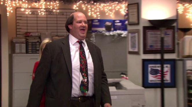 Brian Baumgartner in The Office