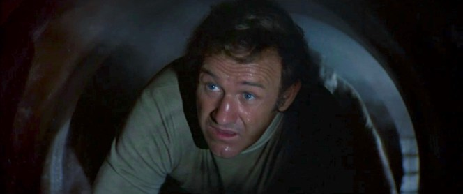 Gene Hackman in The Poseidon Adventure (1972)