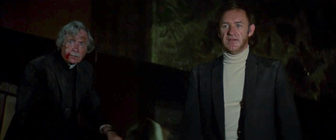 Gene Hackman as Reverend Frank Scott in The Poseidon Adventure (1972)