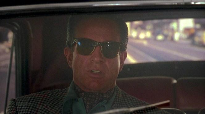 """Warren Beatty as Benjamin """"Bugsy"""" Siegel in Bugsy (1991)"""