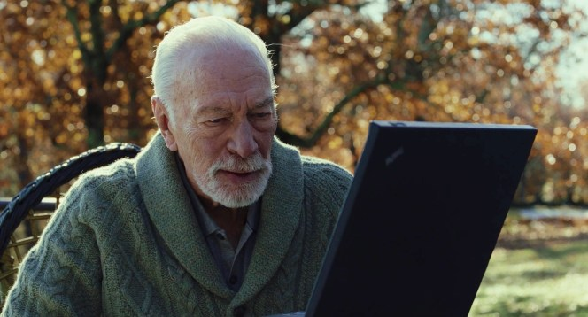 Christopher Plummer in Knives Out (2019)