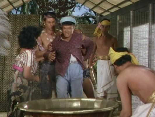 Bob Hope in Road to Bali (1952)