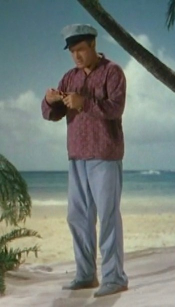 Bob Hope as Harold Gridley in Road to Bali (1952)