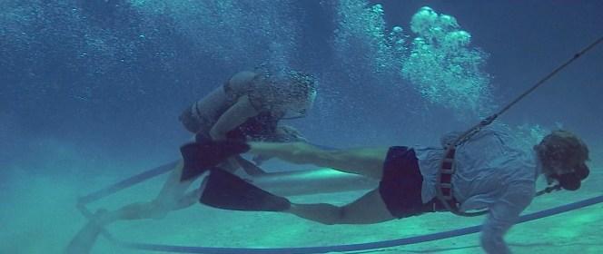 Nick Nolte in The Deep (1977)