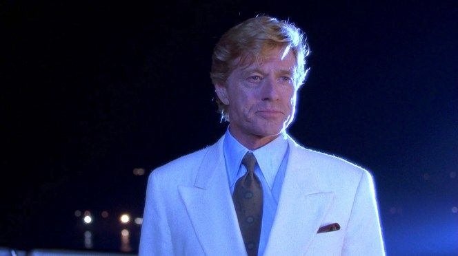 Robert Redford as John Gage in Indecent Proposal (1993)