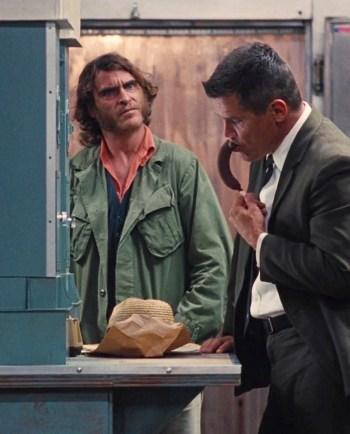 Joaquin Phoenix and Josh Brolin in Inherent Vice (2014)