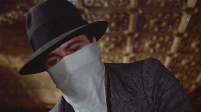 """Robert De Niro as David """"Noodles"""" Aaronson in Once Upon a Time in America (1984)"""