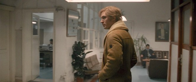 Tom Hardy as Ricki Tarr in Tinker Tailor Soldier Spy (2011)
