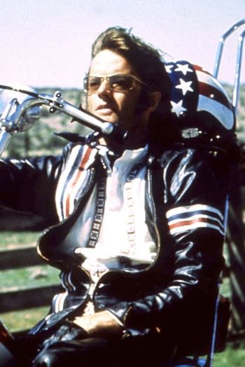 Peter Fonda as Wyatt in Easy Rider (1969)