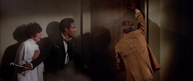 O.J. Simpson and Paul Newman in The Towering Inferno (1974)