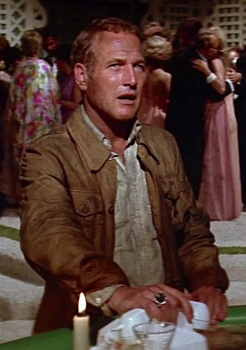 Paul Newman as Doug Roberts in The Towering Inferno (1974)