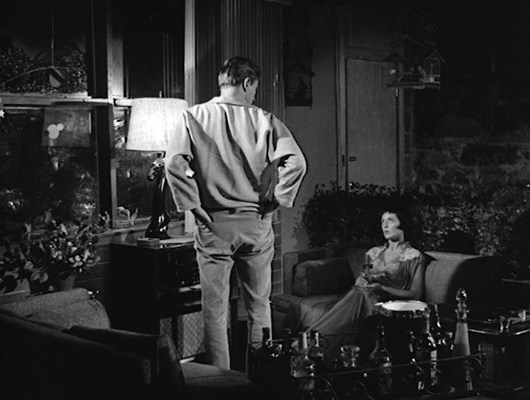 Robert Mitchum as Luke Doolin in Thunder Road (1958)