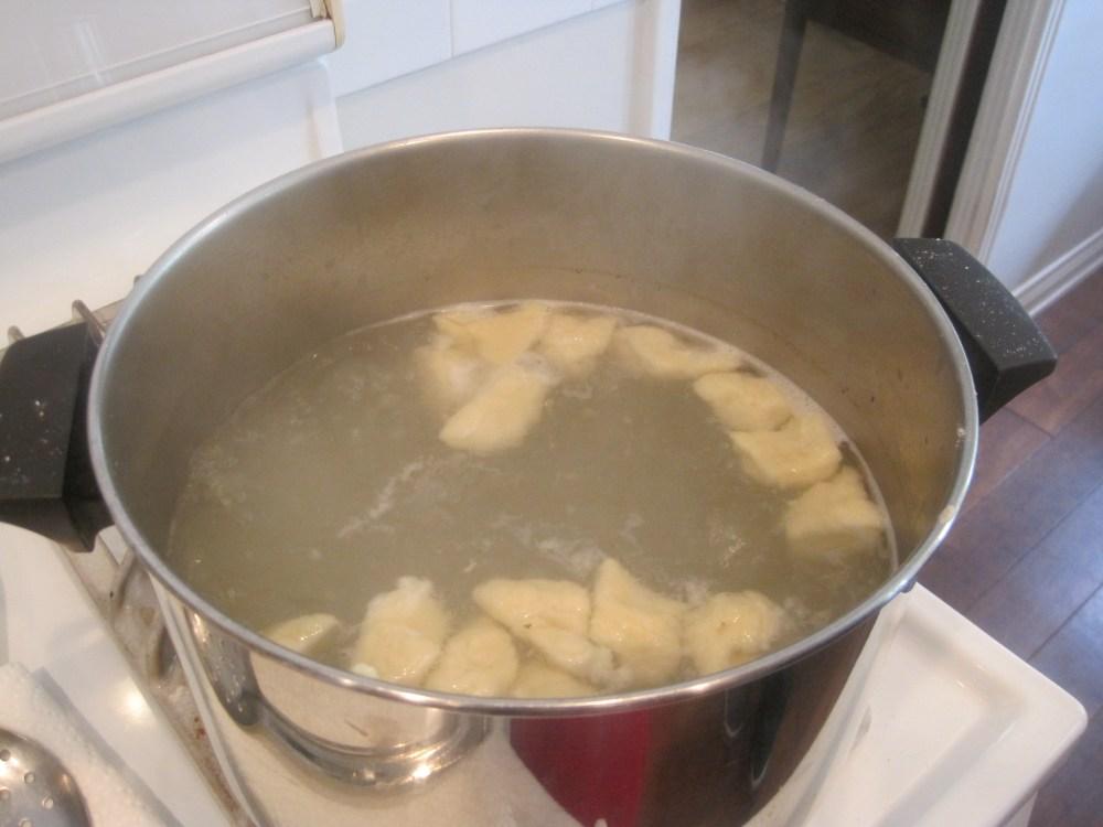 Kopytka (Polish Noodles) (4/4)